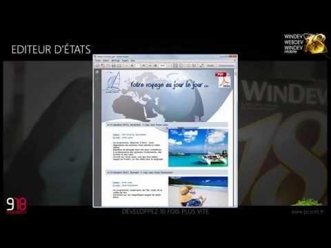 Windev presentation