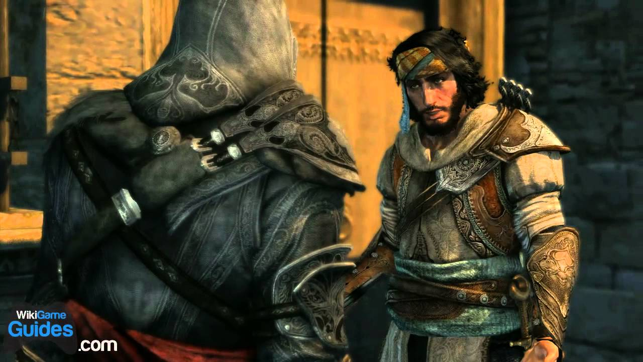 Assassin S Creed Revelations Gameplay Part 3 Hook Blade Training Wikigameguides Youtube