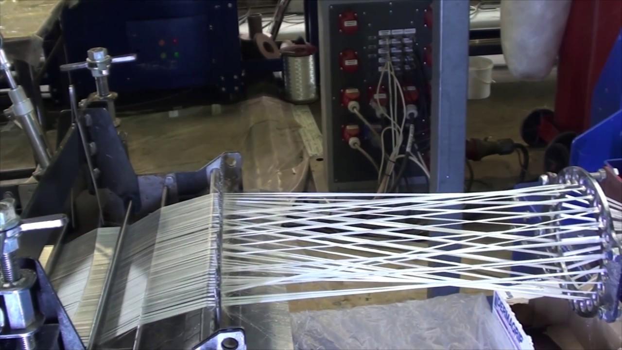 Линия для производства композитной арматуры