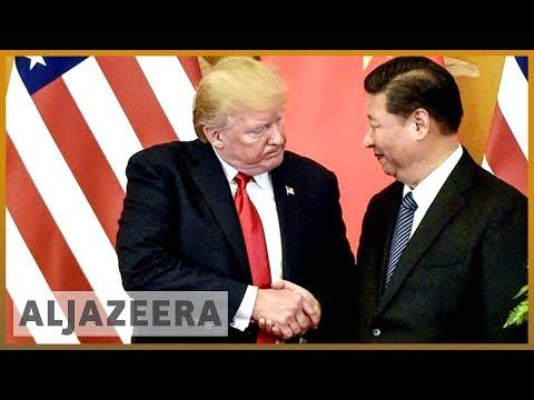 🇺🇸🇨🇳President Trump and Xi to meet at G20 to resolve trade war l Al Jazeera English