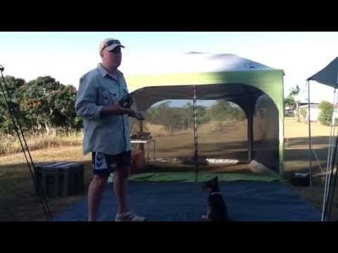 check out 3fcd5 c83bf Coleman Camping Gazebo - YouTube
