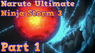 (60FPS)Naruto Ultimate Ninja Storm 3 : Part 1 : THIS GAME IS BEAUTIFUL! Thumbnail