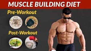 Pre &  Post Workout Meal | जिम से पहले और जिम के बाद क्या खाएं | Yatinder Singh