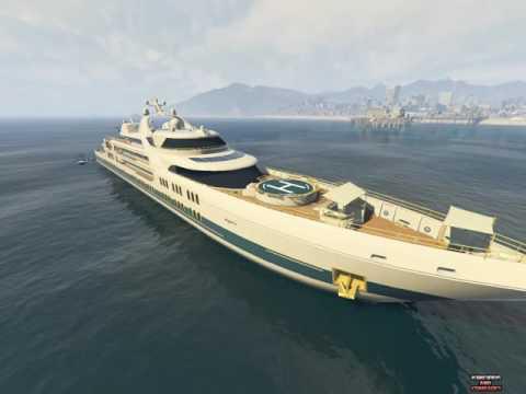Щлюхи в яхте