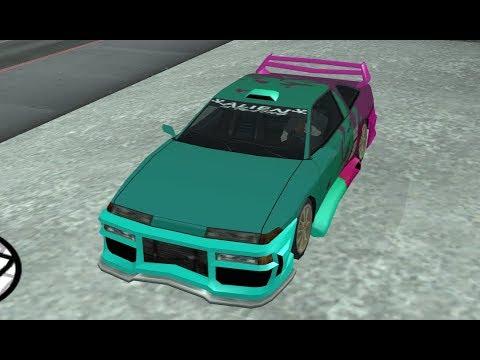 Uranus - Official Spawn Location And Full Customization - GTA San Andreas