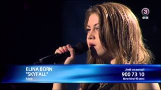 Elina Born - Skyfall
