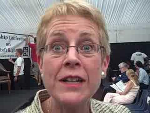 Nancy Zirkin of LCCR Speaks to Jack and Jill Polit...