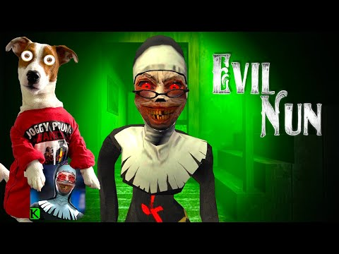 МОНАШКА КАКАШКА  ► ЛОКИ БОБО играет в Evil Nun  ► Глава 1