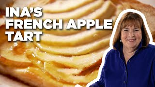 Ina's French Apple Tart | Food Network