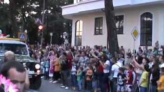 Карнавал в Геленджике 2014 часть 2