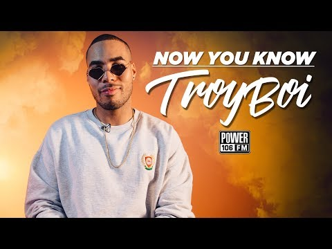TroyBoi On Remixing Busta Rhymes & Destructo Collab + Michael Jackson as Biggest Influence