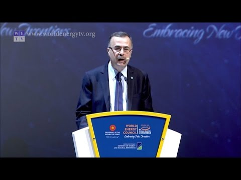World Energy Congress | Amin H. Nasser, President & CEO, Saudi Aramco, Saudi Arabia