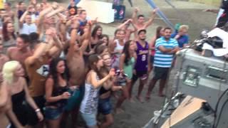 Live Sunrise X-Jam 2013