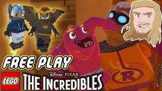 Monster Jack-Jack är Bäst | LEGO The Incredibles | del 32