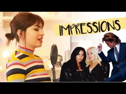 1 GIRL 10 VOICES #2 (Demi Lovato, Celine Dion, Selena Gomez & 7 more)