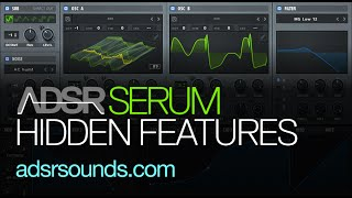 Do You Know These Hidden Features In Serum ?