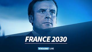 🔴Revoir en intégralité les annonces d'Emmanuel Macron pour le plan «France 2030»