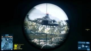 BF 3 |Sniper/Recon [Damavand Peak] Montage| [Day Tage] Twixxy vol.3