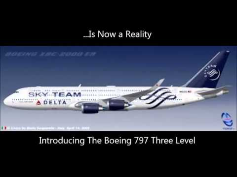 Boeing 797 For sale