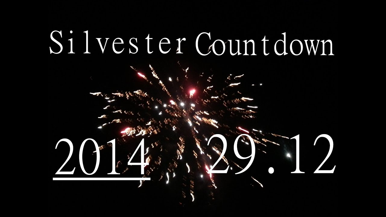 Silvester Countdown