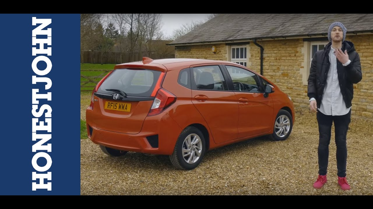 Honda Jazz Review 10 Things You Need To Know Youtube