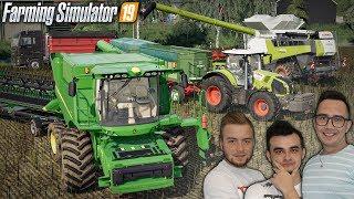 """Nowy Kombajn na Gospodarce - WIELKIE ŻNIWA! ✔ """"od Zera do Farmera"""" #209 ✔ FS19MP"""