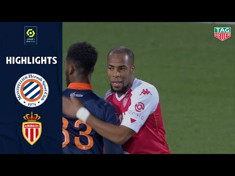 Montpellier Monaco Goals And Highlights