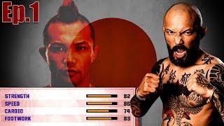 "UFC Undisputed 3 Title Mode With Norifumi ""Kid"" Yamamoto!"
