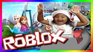 ViGameview - Jugando Roblox, Disney World