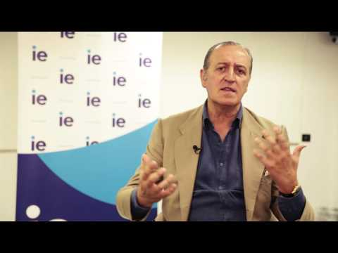 EUGENIO PALOMERO:  EO LAC + IE Exec Education: Vision Management Program