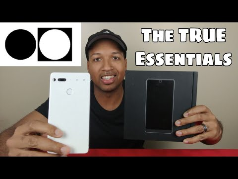 Essential Phone Review: This Phone is FAST!!