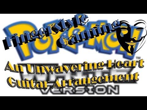 [OC] An Unwavering Heart on Guitar (Pokemon White Version)