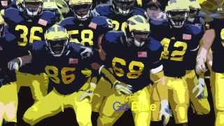 2014 2015 Michigan football pump up