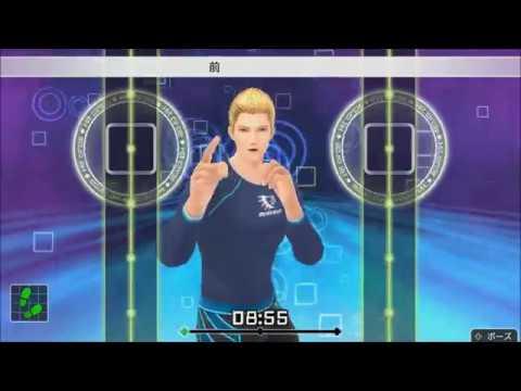 【Fit Boxing】 デモムービー_エヴァン(CV.中村悠一)