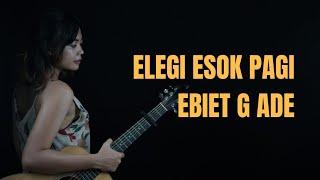 Elegi Esok Pagi Ebit G Ade ( Tami Aulia Cover ) #lirik