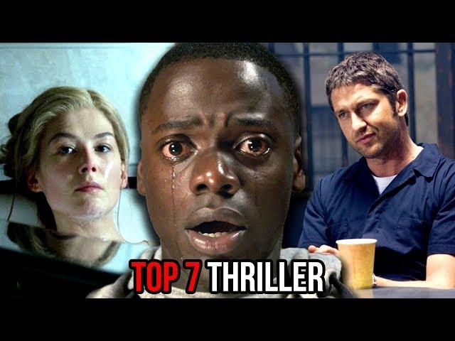 Top 7 THRILLER Filme   Jay & Arya