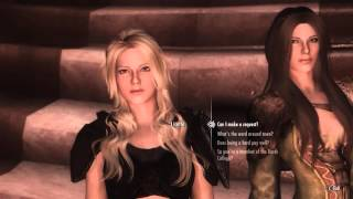 Skyrim Mods PC - The Ordinary Women by NeusKharp (NPC Overhaul)