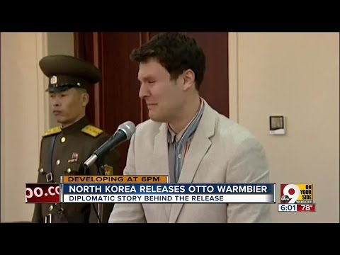 Political scientist: Timing of Otto Warmbier's release 'strange'