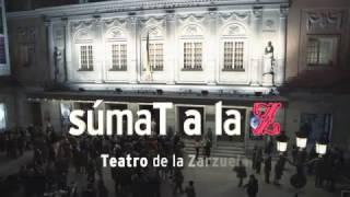 Teatro de la Zarzuela: Campaña