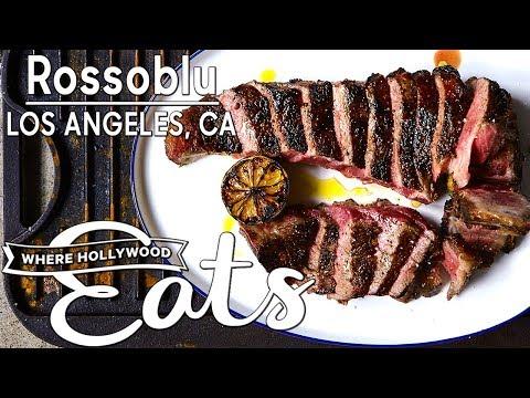 Los Angeles's Slice of Bologna: Rossoblu | Where Hollywood Eats | THR