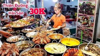 Xuất hiện thiên đường (ốc chảo) giữa lòng Sài Gòn | saigon travel Guide