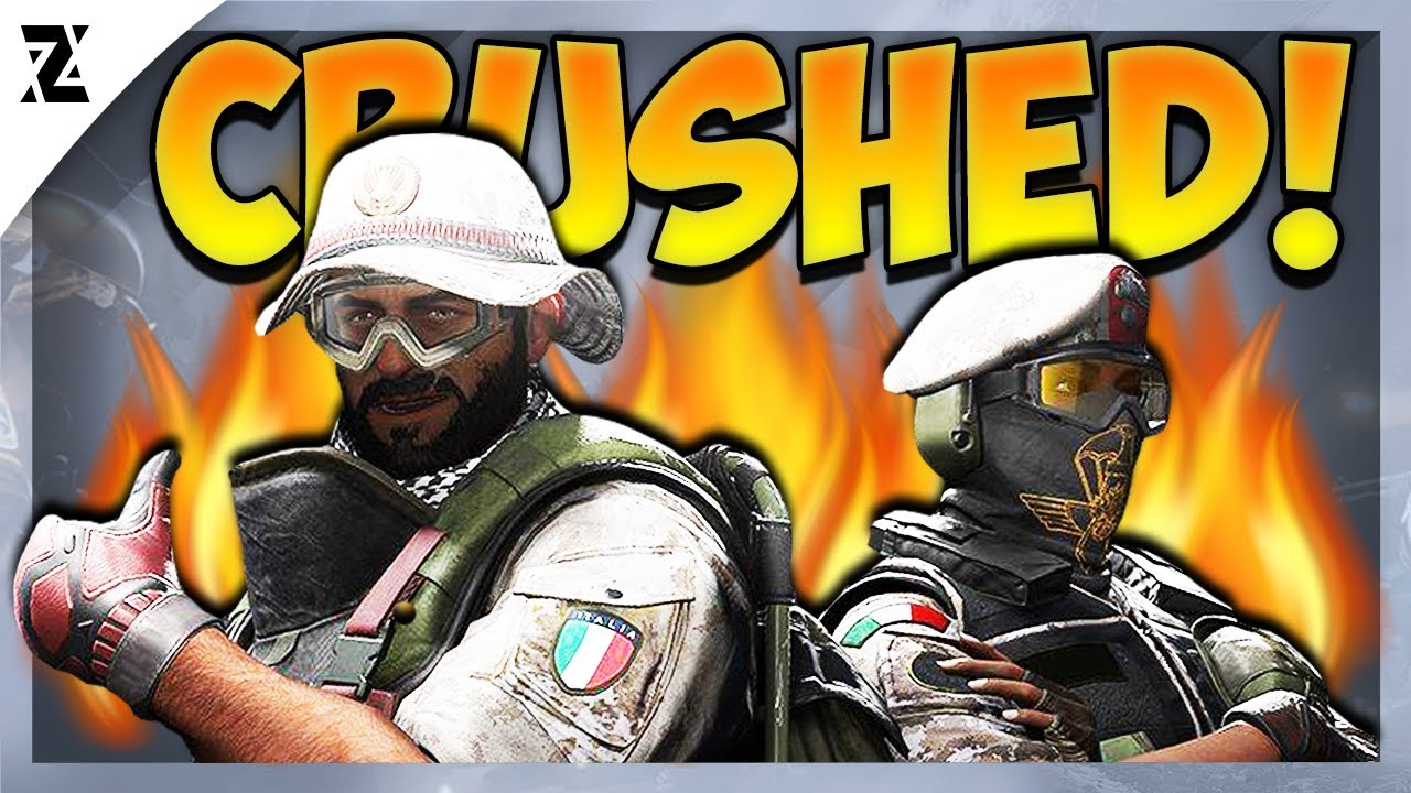 R6 Players CRUSHED After Maestro Change! Has Ubisoft gone TOO FAR? - Rainbow Six Siege