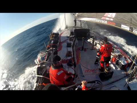 GoPro HD:  Sailing with PUMA Ocean Racing powered by BERG 2012