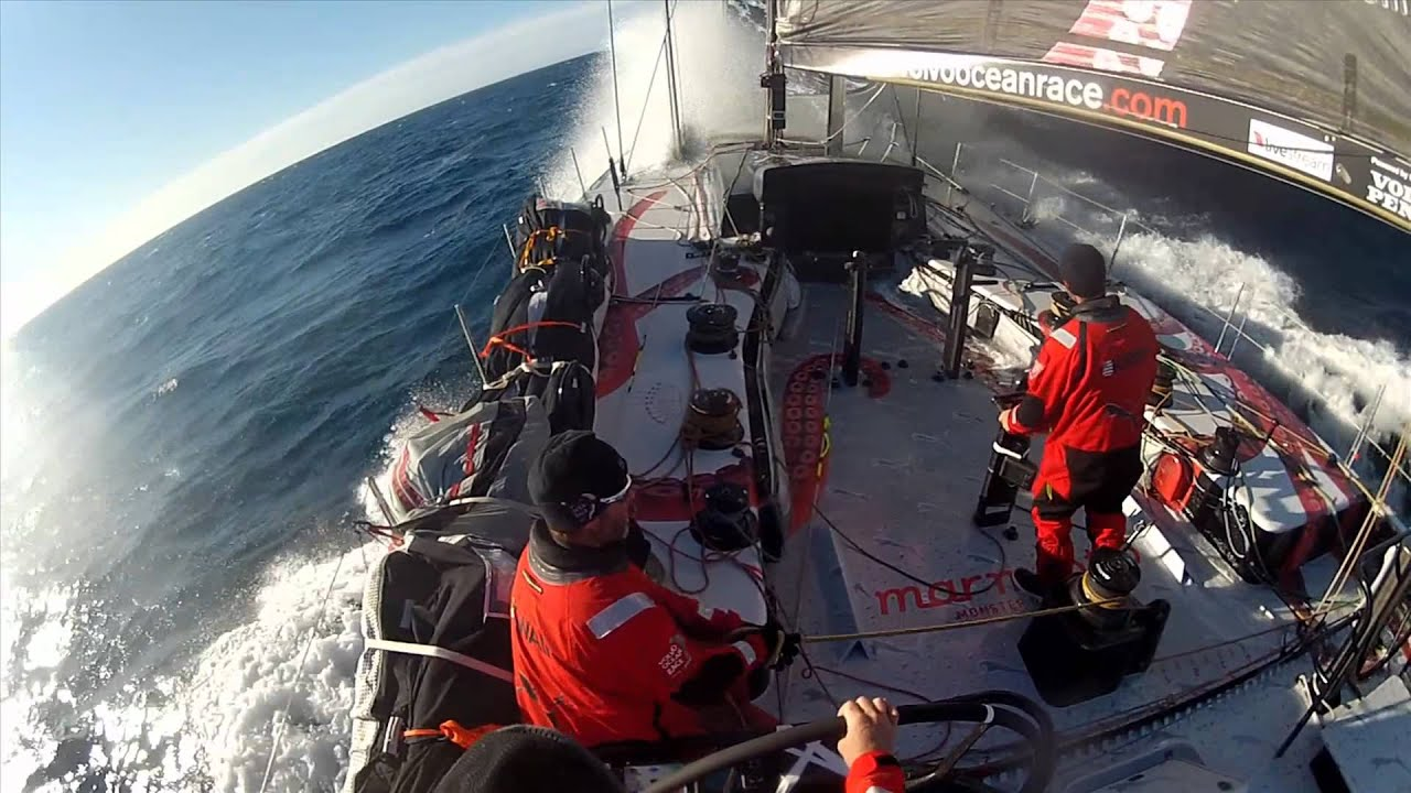 GoPro HD: Sailing with PUMA Ocean Racing powered by BERG ...
