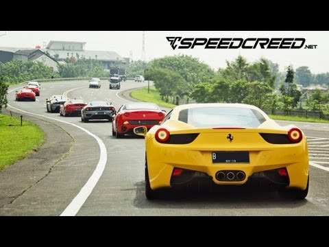 Speed Creed: FOCI's Bandung Touring 2013 Coverage (Bandung, Indonesia)