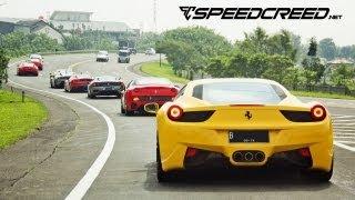 Speed Creed: FOCI