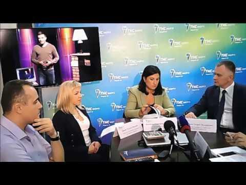 Прямой эфир: пресс-конференция ПАО «ТНС энерго Марий Эл» в Йошкар-Оле 12+