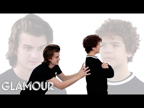Download Youtube: Stranger Things' Joe & Gaten Take a Friendship Test | Glamour
