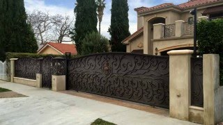 Beverly Hills Gates | Mulholland Security | 1.800.562.5770