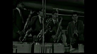 Woody Herman Orchestra, Jazz at Antibes, France 1965